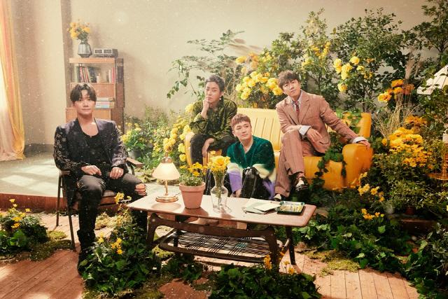 젝스키스, 새 앨범 'ALL FOR YOU' 예약 판매 시작..다채로운 구성