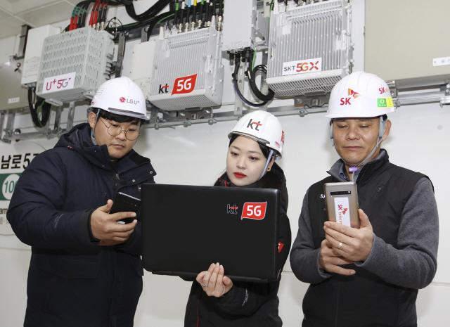 통신 3사, 광주 지하철 5G 구축 완료… 연내 전국 확대