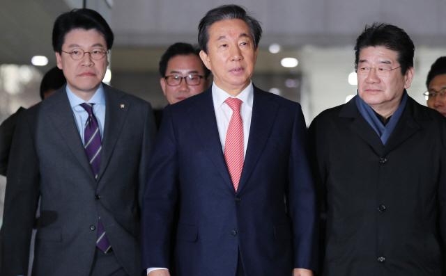 김성태 무죄 '부정채용은 맞고, 뇌물죄는 틀리다'