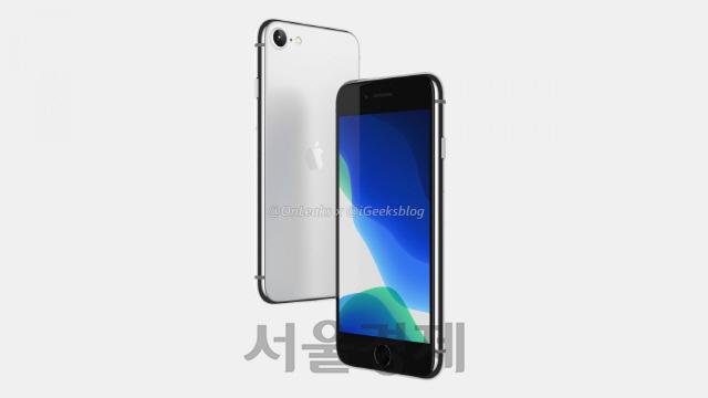 서서히 드러나는 40만원대 '아이폰SE2'...3월 출시되나