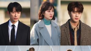 """'스토브리그' 남궁민 박은빈 조병규 """"꼴찌탈출 진격의 쓰리샷"""" 공개"""