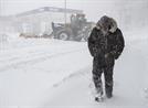 캐나다 동부에 최악의 눈폭풍…적설량 75cm