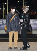 방탄소년단(BTS) 뷔-지민, 스타일 점검