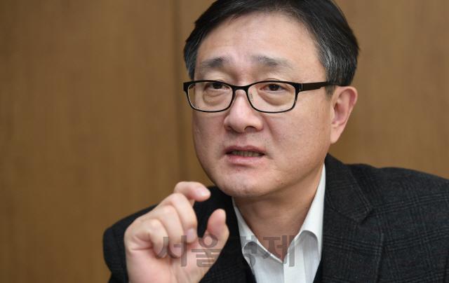 정우용 상장협 정책부회장 '해묵은 3%룰…중기·일반주주만 피해'