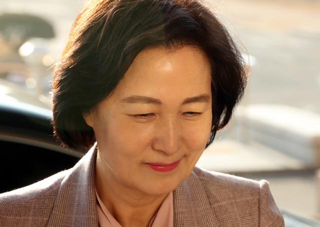 """추미애 '검찰 상갓집 공개항의는 '추태'…장삼이사도 안하는 언행"""""""