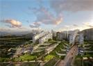 북부간선도로 위 도시 밑그림 공개…행복주택 990가구·공원 어우러진 '콤팩트 시티'