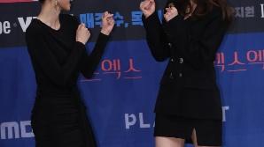 하니-황승언, 대결 (엑스엑스 제작발표회)