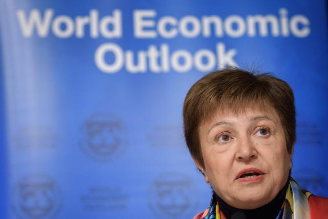 게오르기에바 IMF 총재 '최근 경제, 대공황 전 상황 연상'