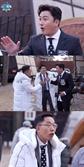 '편애중계' 안정환, 야구팀 중계석에 난입..살벌한 경고 '치열한 견제'