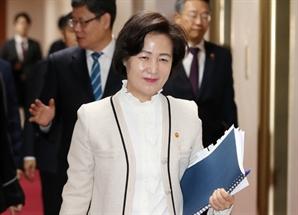 """[단독] """"檢, 특별수사단 설치시 장관 승인 받아라""""…국무회의 의결"""