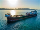 삼성重, 세계 첫 LNG 이중연료 추진선 인도