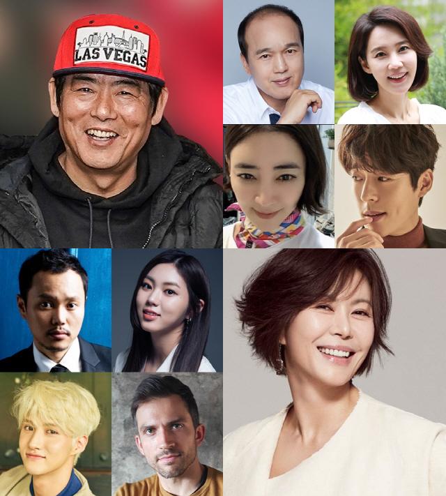 [공식] '어쩌다 가족' 성동일X진희경 등 라인업 완성, 예능드라마 3월 스타트
