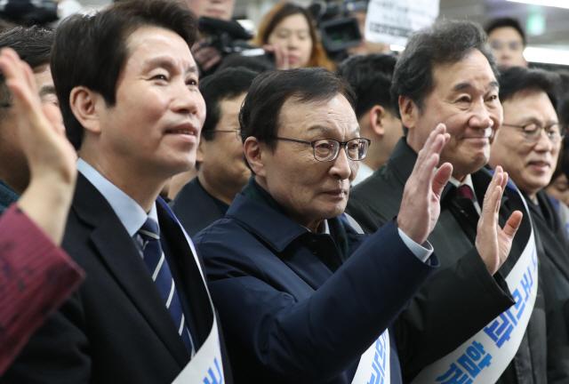종로출마 굳힌 李 '黃과 신사적 경쟁 원해'