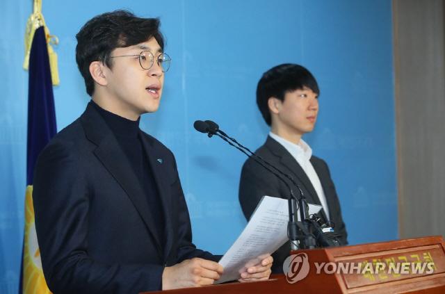 '민주당 영입인재 2호' 원종건, 지역구 출마 선언…'당당히 유권자 선택 받겠다'