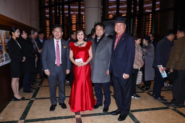 '2020 대한민국 가수대축제' 국내 정상급 가수들의 환상적인 무대 연출