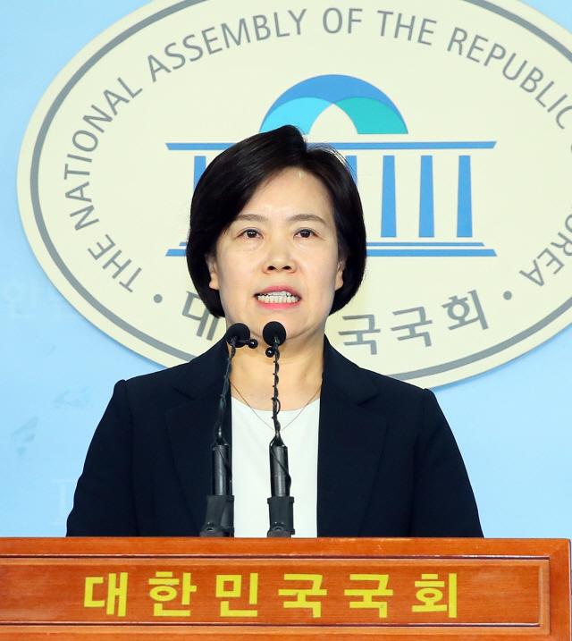 유송화 전 춘추관장, 서울 노원갑 출마 선언