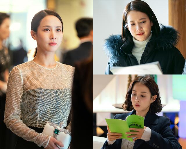 '99억의 여자' 조여정, 종영 소감 '모두에게 감사, 멋지게 시작한 새해'