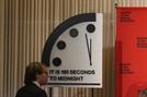 100초 전까지 당겨진 지구종말시계... 1947년 이래 '종말' 최근접