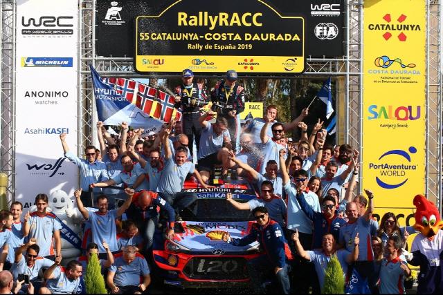 현대차, 올해는 WRC 종합우승 노린다