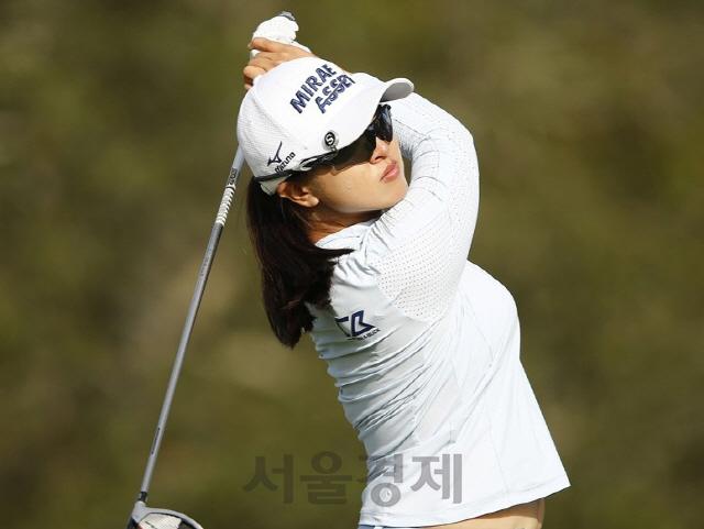 김세영, LPGA 게인브리지 첫날 공동 2위