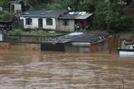 브라질 남동부 집중호우...60여명 사망·실종