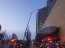 서울 장충동 호텔에서 화재...600여명 대피