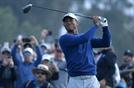 빨간 셔츠 우즈·빨간 바지 김세영, PGA·LPGA서 최종 R 대반격 준비
