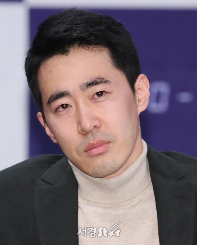 장준호 감독, 잠시 '고심' (더 게임 제작발표회)