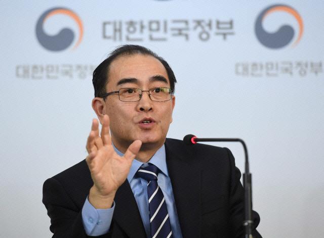 태영호 '김정은, 김경희 공개는 고모 독살설 비판 차단위한 꼼수'