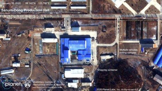 北 미사일 도발징후...'산음동서 차량 활동'