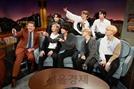 BTS, 美 CBS '코든쇼'서 '블랙스완' 첫 무대…맨발 퍼포먼스