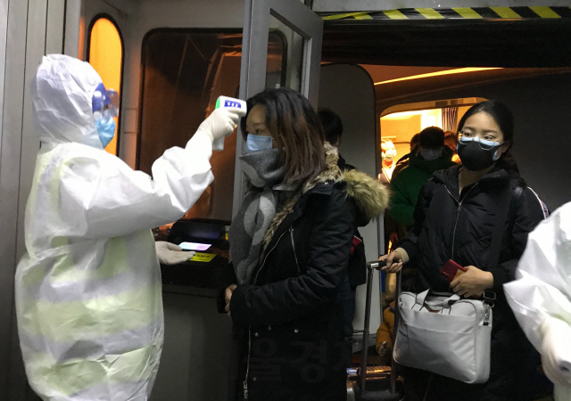 [속보] 신종코로나 16번째 확진자 발생...태국 방문 42세 여성