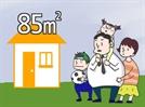 [부동산 TMI] <8> '국민주택규모'가 85㎡인 이유