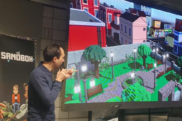 블록체인 버전 마인크레프트 '더샌드박스'가 게임 편집도구를 공개했다