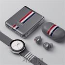 톰브라운 입은 삼성 '갤럭시Z플립'...명품 한정판 출시