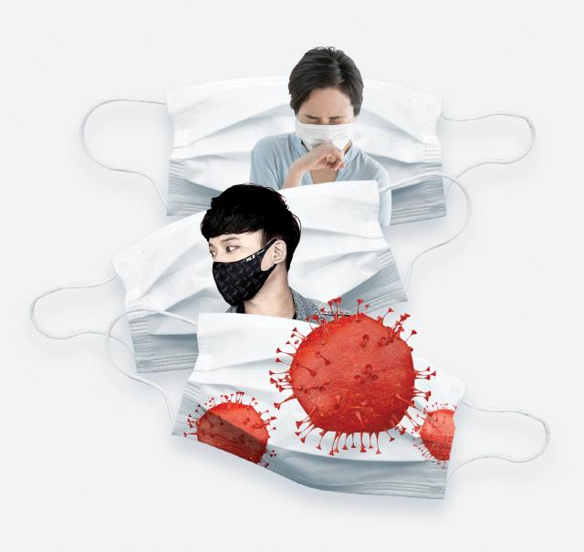 [토요워치] 마스크에 숨겨진 '불안의 사회학'