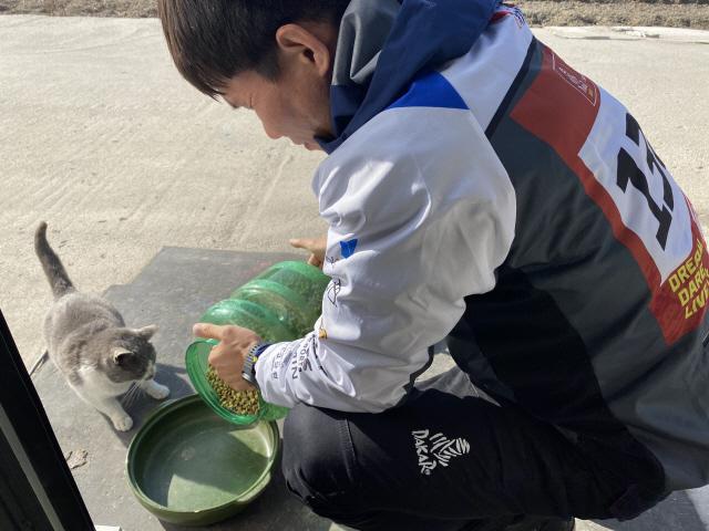 [두유바이크]<104>아시아 최고 인증, 류명걸 선수의 다카르랠리 도전기
