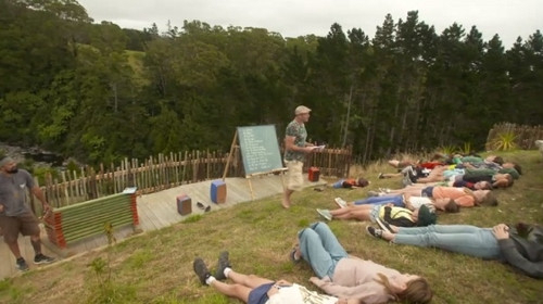 '수업 절반이 야외에서?'...'혁신'적 모습의 뉴질랜드 학교 화제