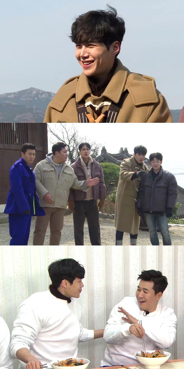 '1박2일' 김선호, 신(神)들린 '예.뽀'의 폭주! 그의 활약을 기대해♥