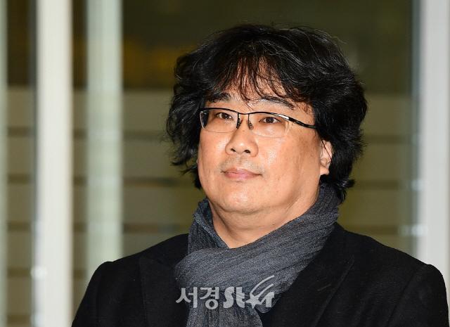 봉준호 감독 '제92회 미국 아카데미 시상식' 4관왕