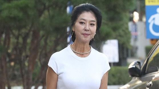 김부선, 봉준호 감독에 공개 러브콜 '사고 치지 않을게요'