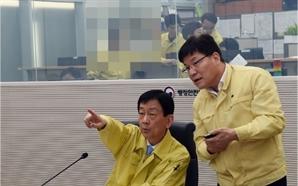 """순천-완주고속도로 터널사고 사망자 2명으로, 진영 """"인명구조 최선 다하라"""""""