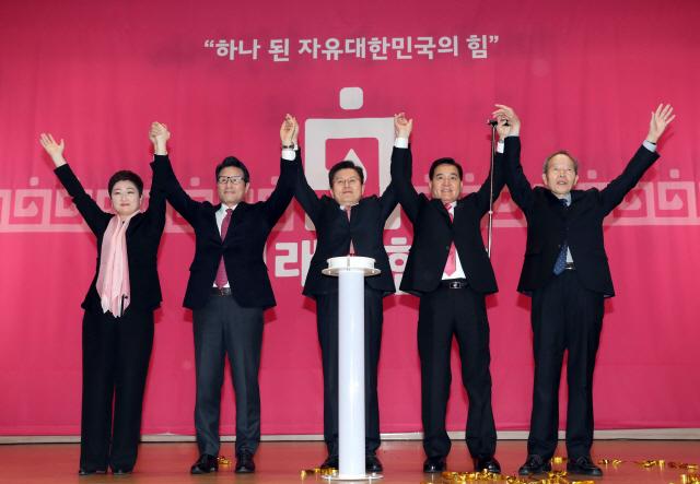 113석 미래통합당 첫 의총…총선·임시국회 전략 논의