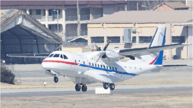 日크루즈 한국인 이송 대통령 전용기 '공군 3호기', 오후 4시 하네다 공항 도착