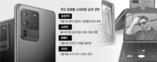 적수없는 갤S20·Z플립...'올봄 삼성 독무대'