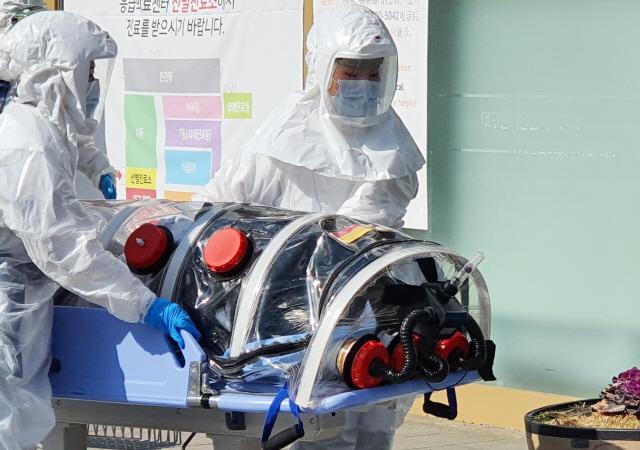 (속보) 경북 영천,상주,경산에서 확진자 5명 늘어.. '경북 방역망' 비상