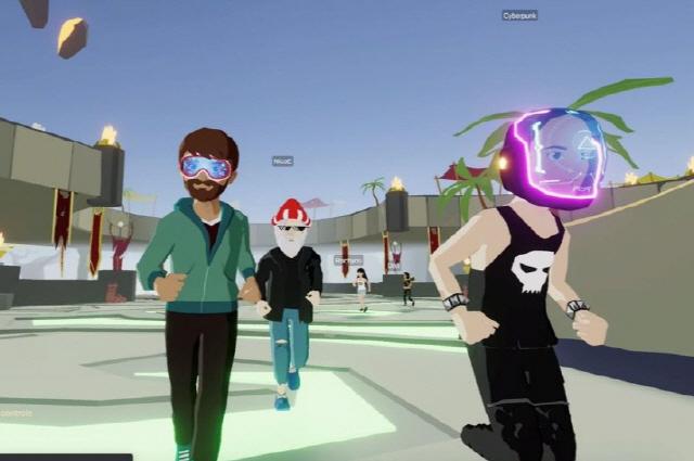240억 모았던 블록체인 VR게임 '디센트럴랜드'가 정식 오픈했다