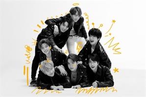 방탄소년단, 'ON' 국내 5개 음원사이트 실시간 차트 1위 등극