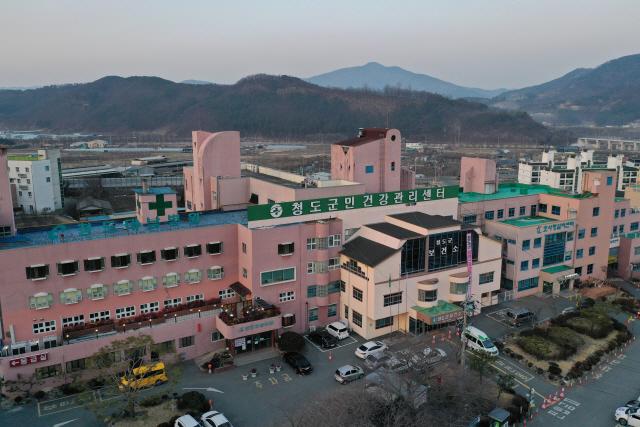 [속보] 경북 청도 대남병원서 91명 추가 확진