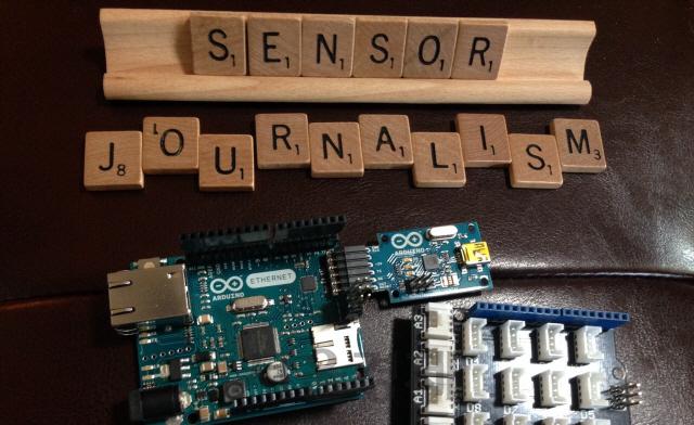 [탐사 오디세이] 센서(Sensor)로 취재해 기사를 쓴다고?